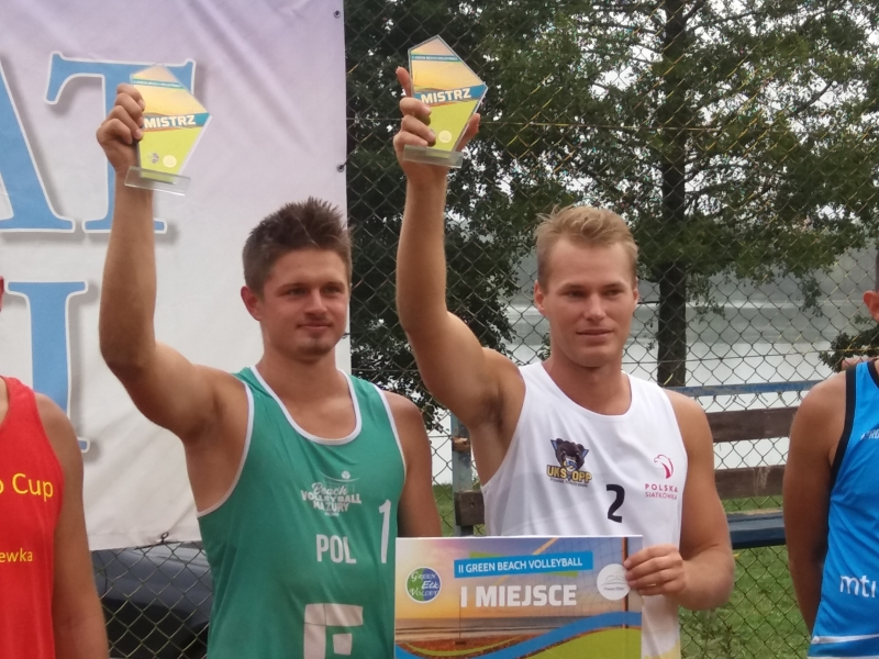 II Turniej Green Beach Volleyball Open
